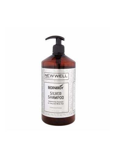 New Well Bioenergy Silver Şampuan 1000 Ml Renksiz